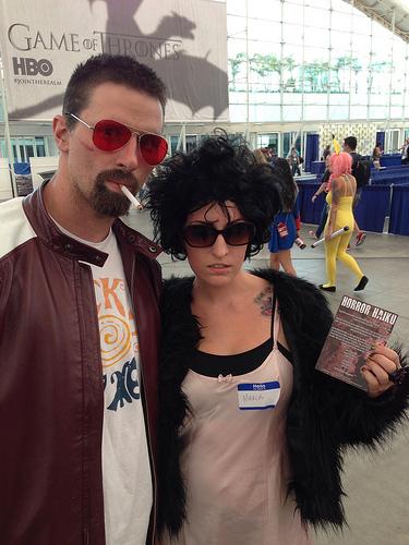 Comic con 2013!